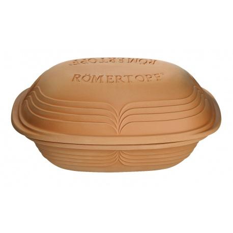 Garnek rzymski RÖMERTOPF® Modern Look Standardowy Katalog Produkty Podgląd standardowy - widok z boku