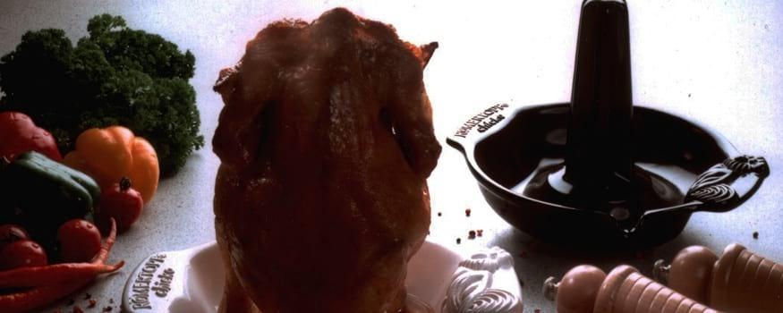 Pieczenie kurczaków i kaczek